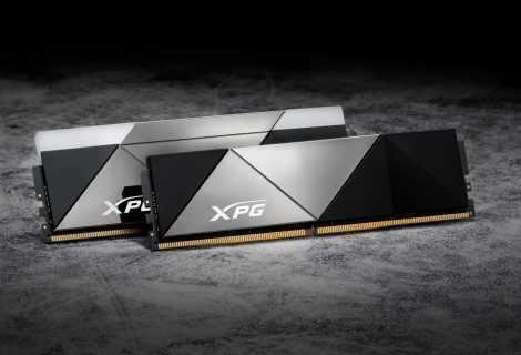 XPG CASTER: in arrivo i primi moduli RAM DDR5 di Adata
