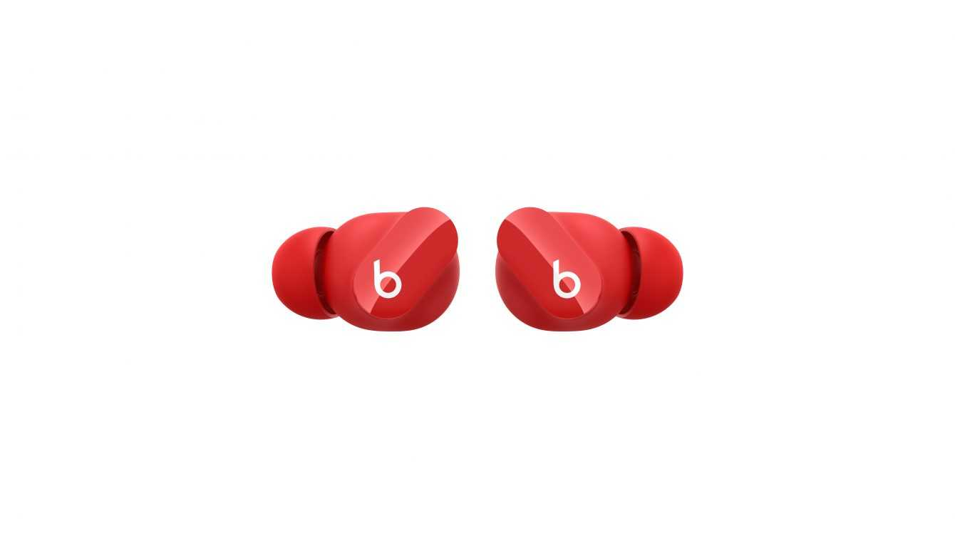 Beats Studio Buds: Great sound in a small format