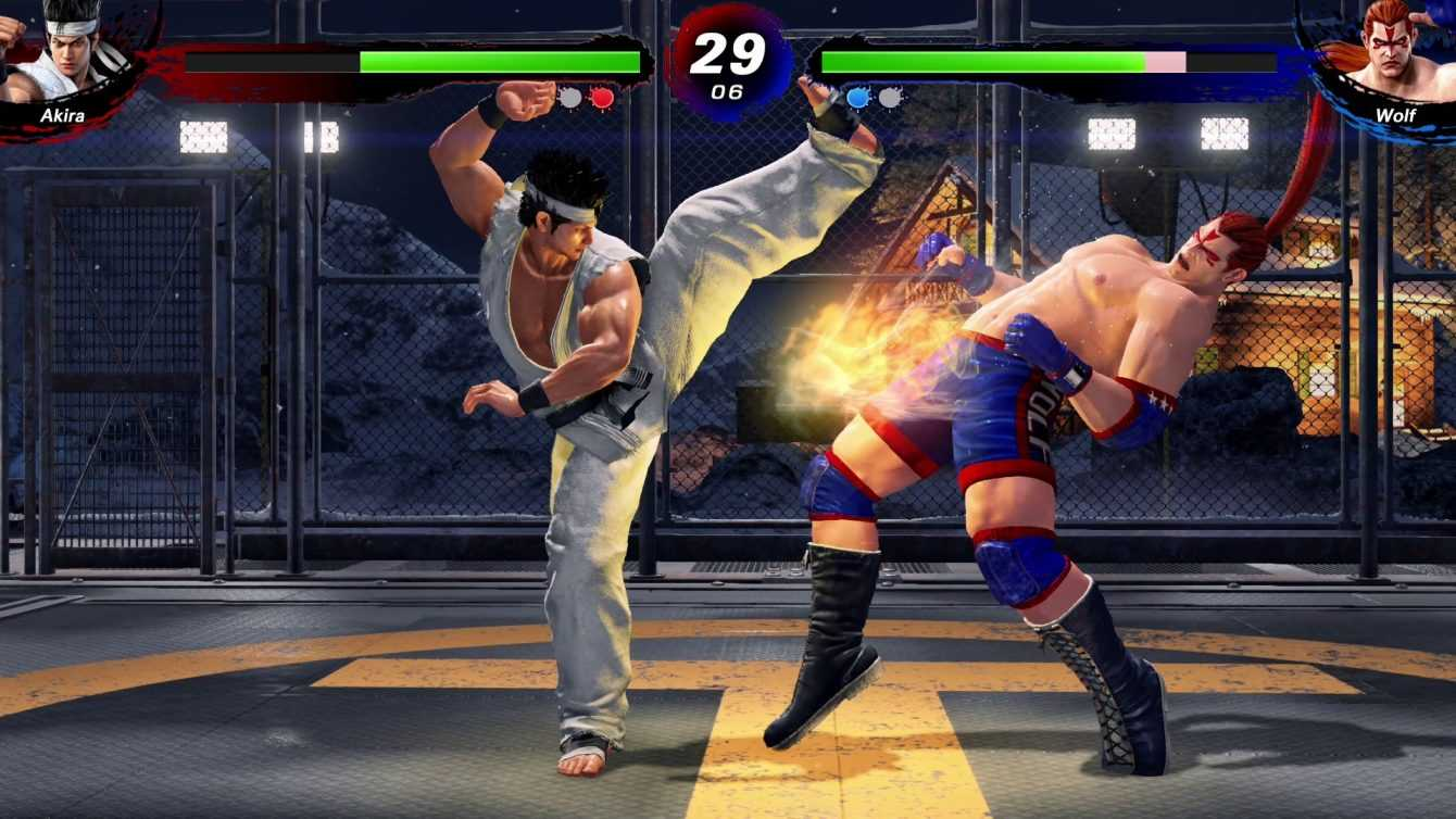 Recensione Virtua Fighter 5 Ultimate Showdown, back to round 5!