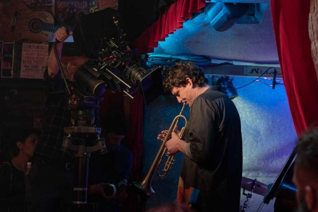 Futura: il mondo del jazz nel nuovo film di Lamberto Sanfelice