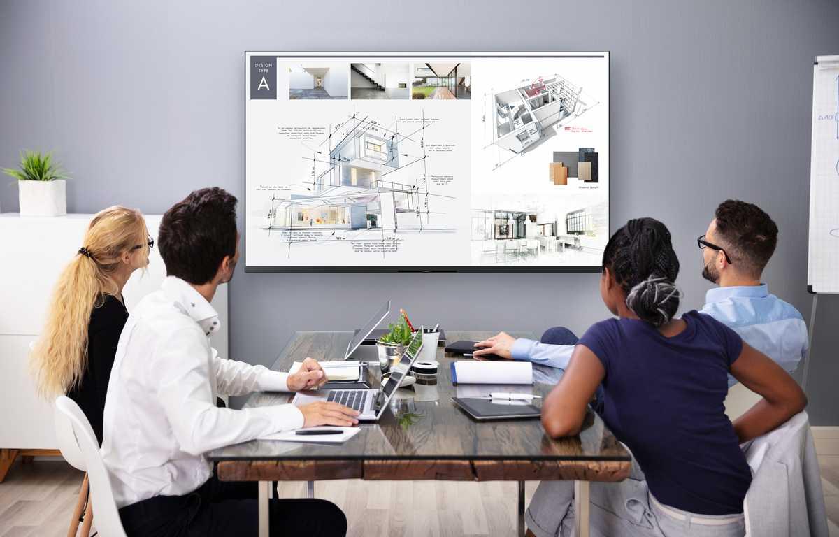 Sony BRAVIA: i nuovi display professionali per tutte le fasce