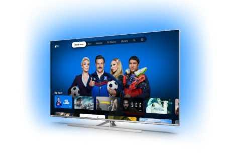 Philips Smart TV: arrivano anche i canali Apple TV
