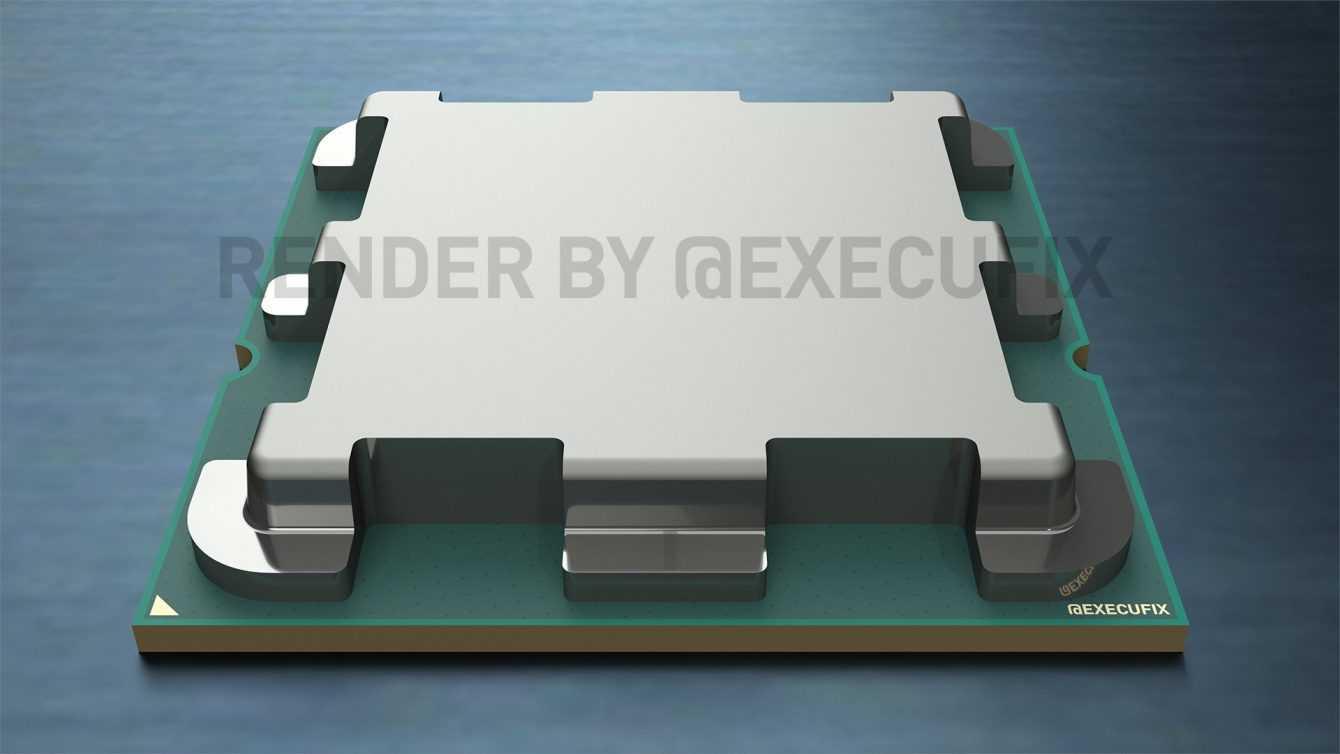 "AMD Zen 4 ""Raphael"": dettagli trapelati nelle slide"