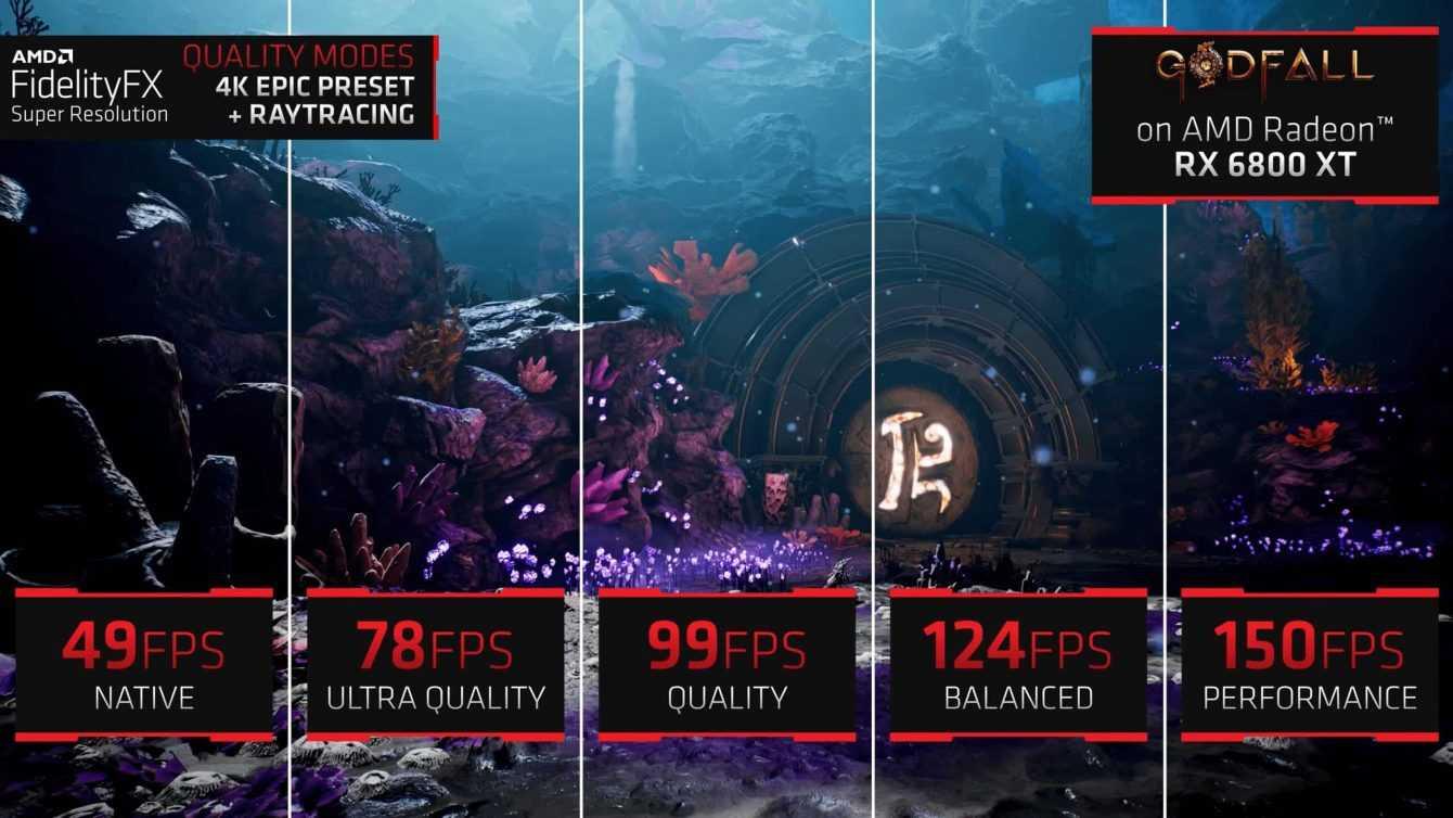 AMD FidelityFX Super Resolution (FSR) e NVIDIA DLSS: perché non sono la stessa cosa