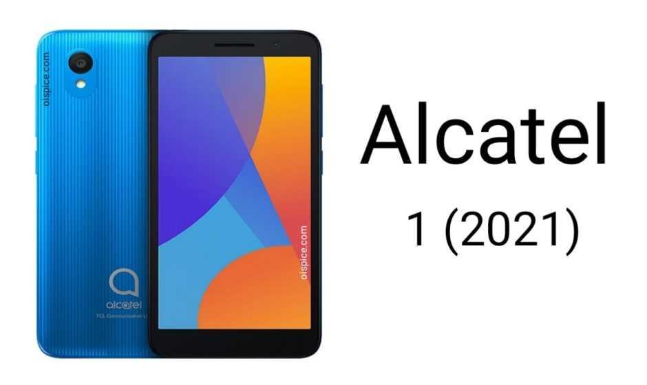 Alcatel 1 (2021): lo smartphone più economico in assoluto