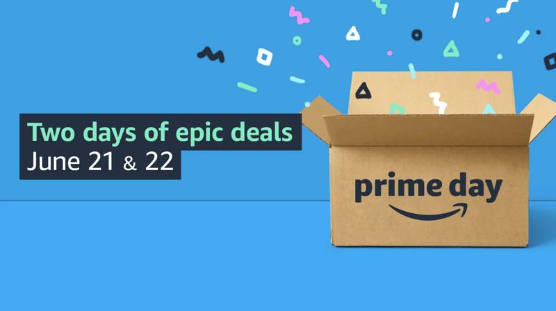 Amazon Prime Day: 21 e 22 giugno 2 milioni di prodotti in offerta