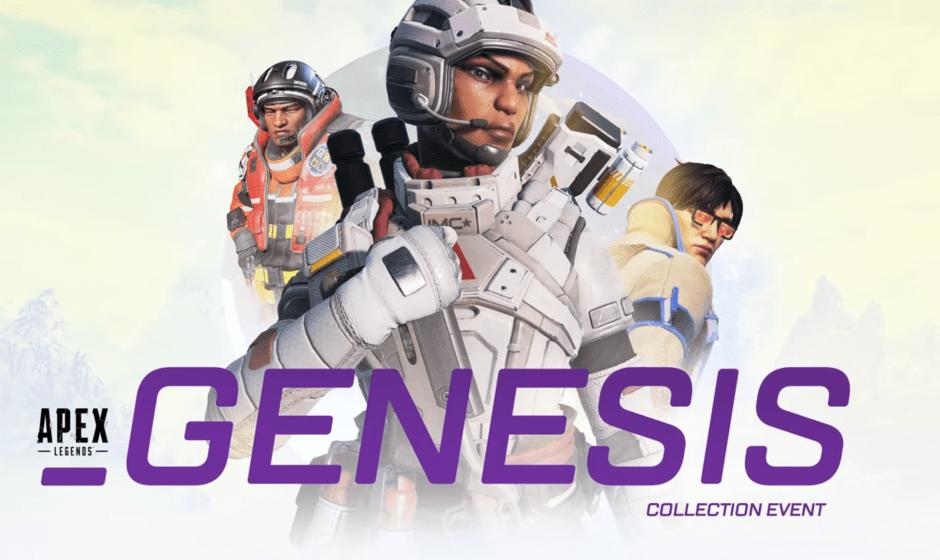 Apex Legends: tutte le novità sull'aggiornamento dell'evento Genesis Collection
