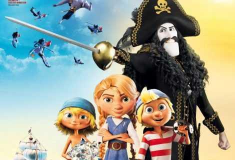 Capitan Sciabola e il diamante magico: al cinema dal 5 agosto