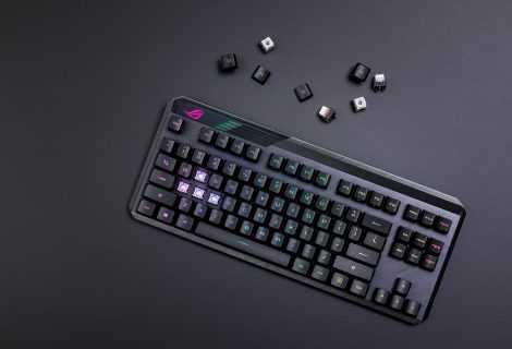 ASUS ROG Claymore II: la tastiera wireless disponibile