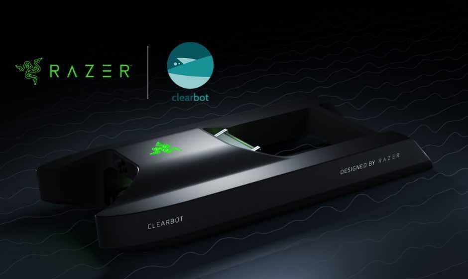 Razer per l'ambiente: partnership in collaborazione con Clearbot