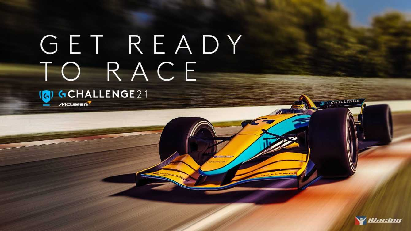 Logitech McLaren G Challenge 2021: the eSports appointment is back