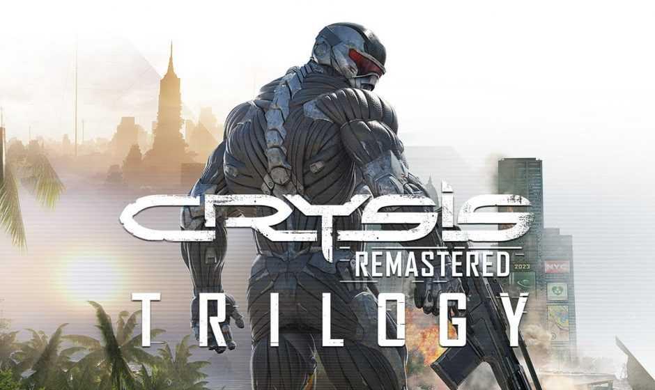 Crysis Remastered Trilogy: ufficiale l'annuncio della trilogia