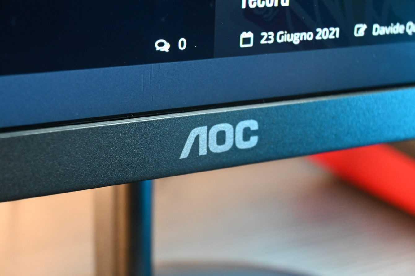 Recensione AOC U27V4EA: 4K IPS entry level per tutte le tasche