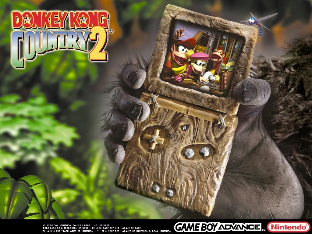 Retrogaming, to the rescue with Donkey Kong Country 2: Diddy's Kong Quest