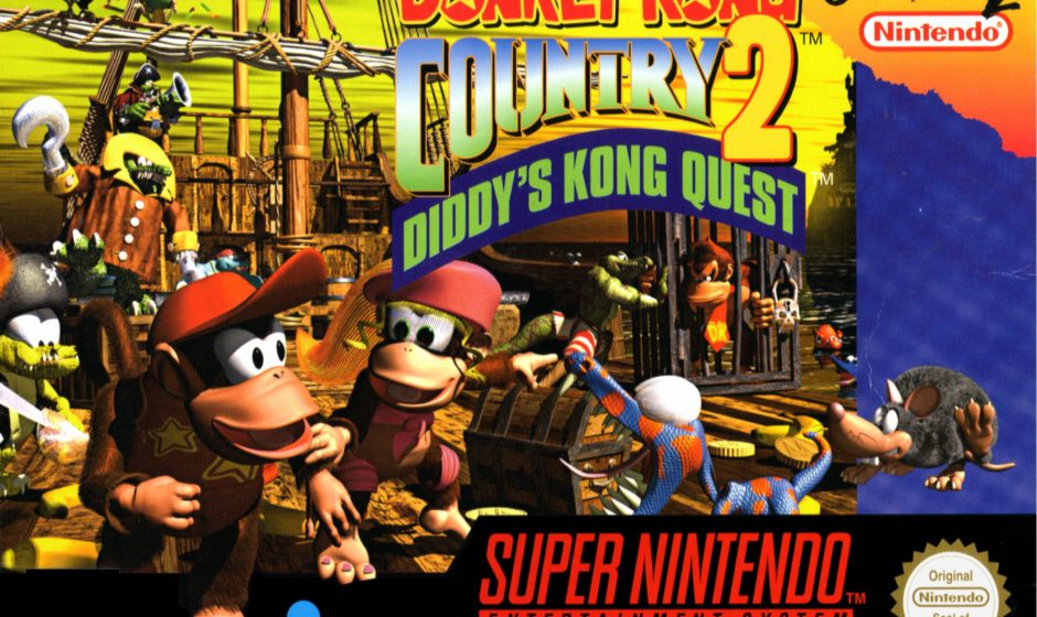 Retrogaming, alla riscossa con Donkey Kong Country 2: Diddy's Kong Quest