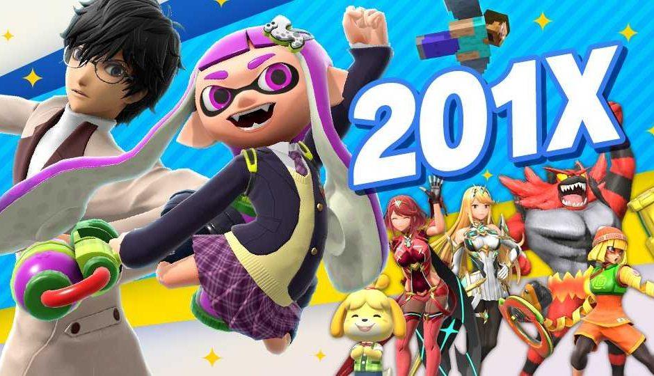 Super Smash Bros Ultimate: torneo online per gli anni '10