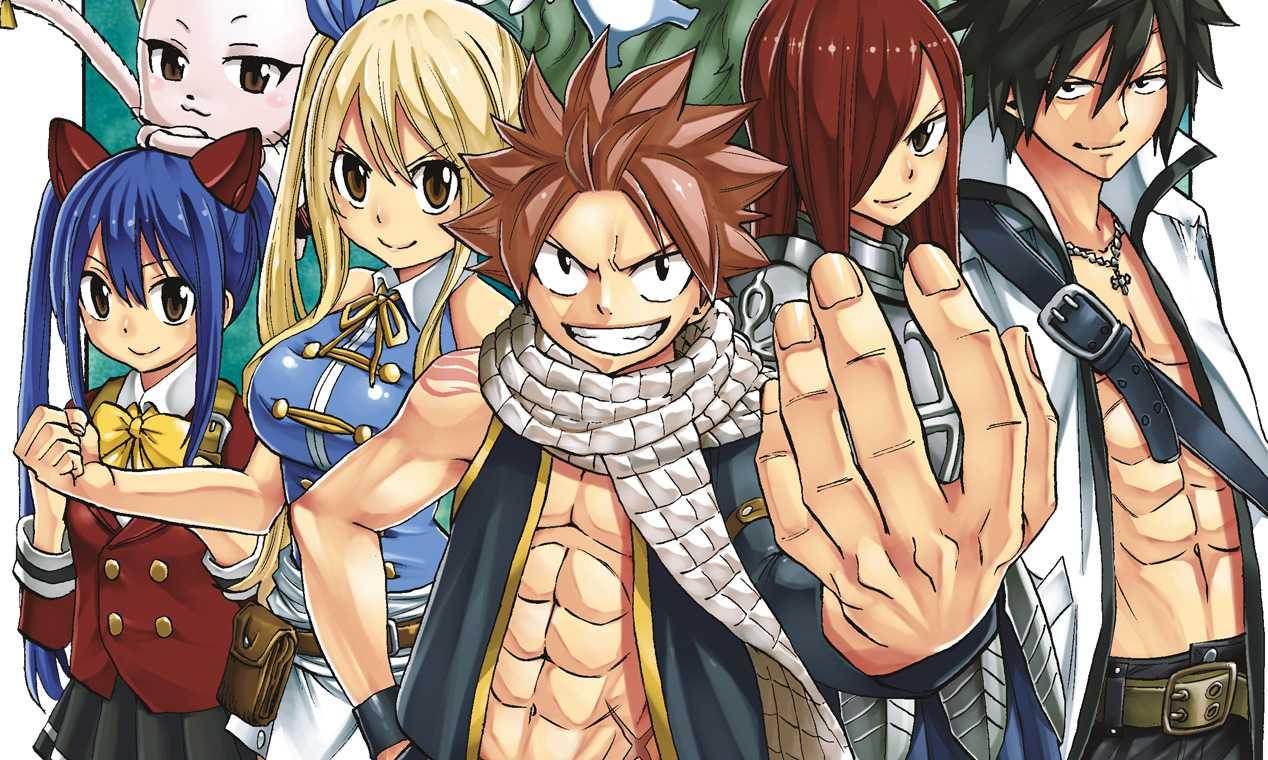 Migliori Shōnen Anime: i 5 classici senza tempo (Parte 2)