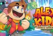 Recensione Alex Kidd in Miracle World DX: decisamente troppo classico