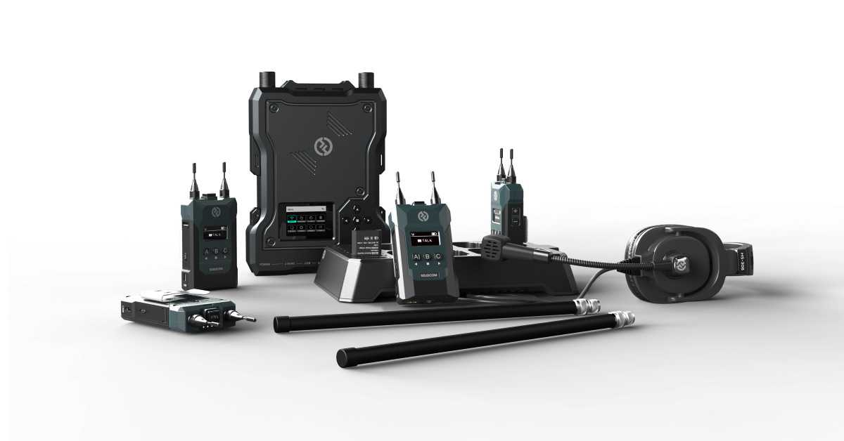 Hollyland Solidcom M1: nuovi sistemi di comunicazione per eventi