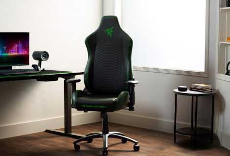 RAZER ISKUR X: la sedia da gaming minimal