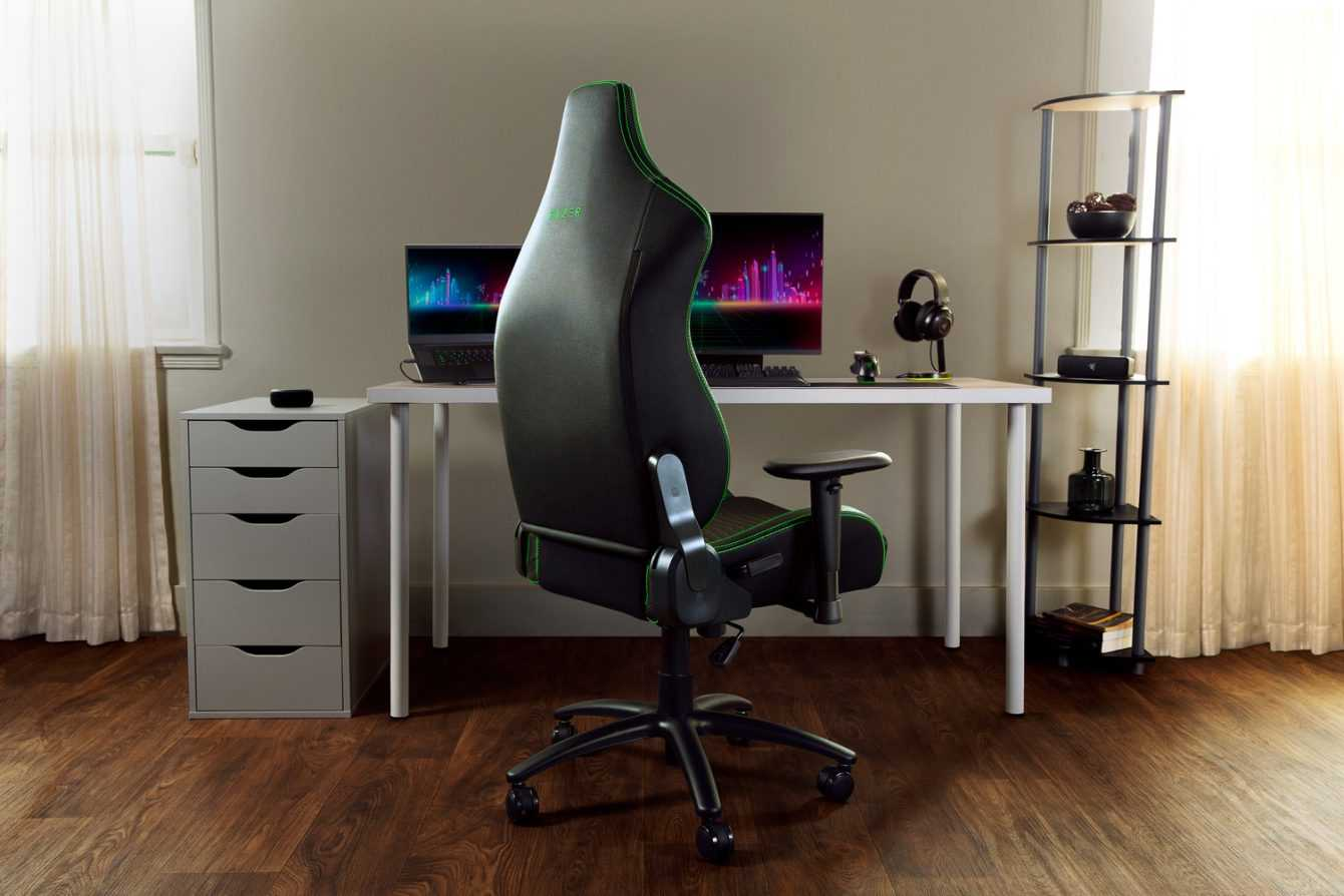 RAZER ISKUR X: the minimum gaming seat