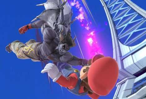 Il pacchetto Kazuya di Super Smash Bros. Ultimate è in arrivo domani