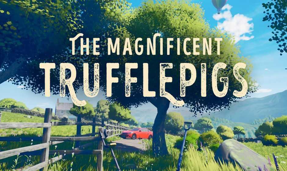 Recensione The Magnificent Trufflepigs: un'esperienza vuota