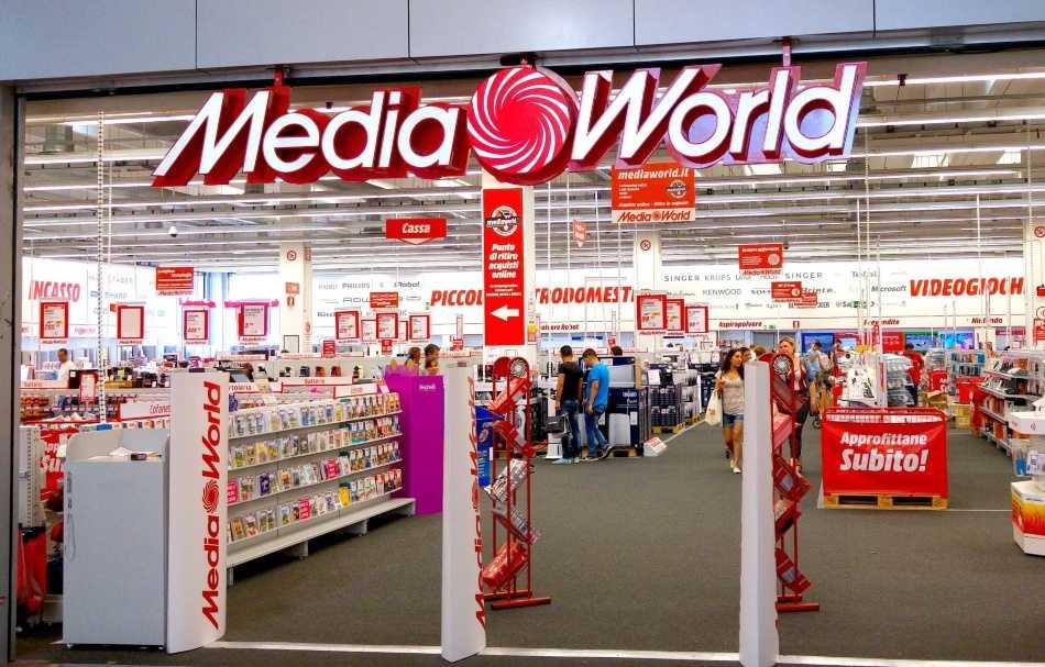 MediaWorld: a luglio l'apertura di tre nuovi punti vendita smart