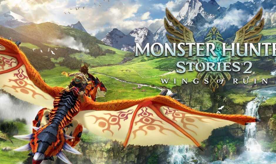Monster Hunter Stories 2: Wings of Ruin, svelata la roadmap e il trailer di lancio!