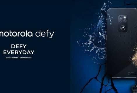 Motorola Defy 2021: annunciato il nuovo ruggedphone entry level