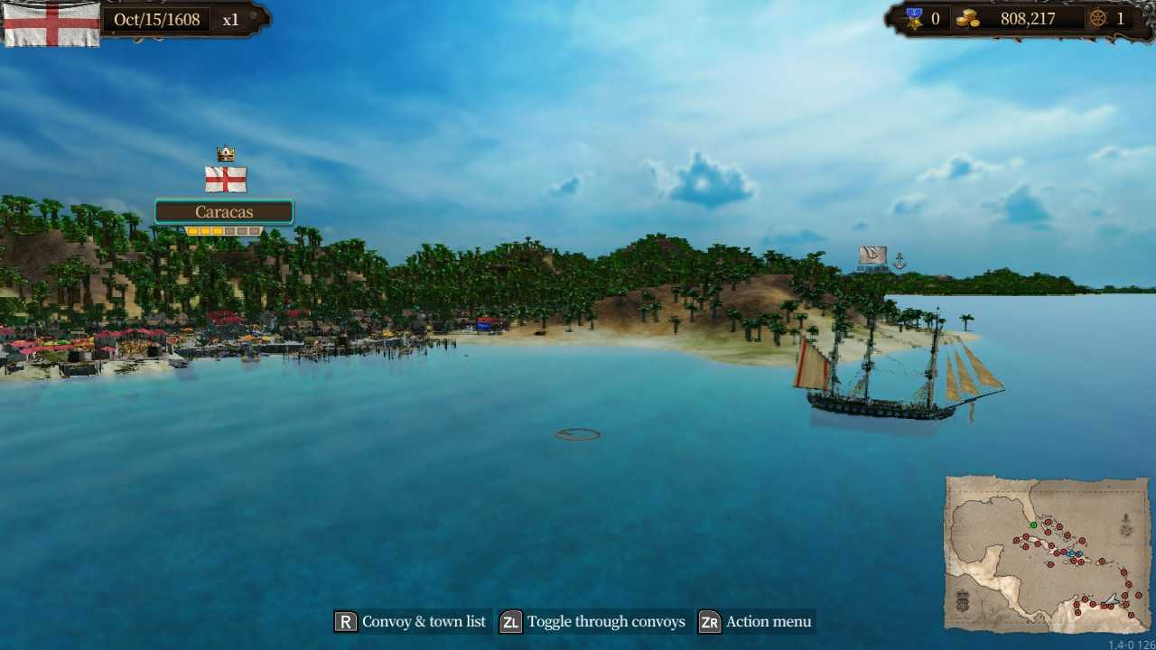 Recensione Port Royale 4 per Nintendo Switch: i Caraibi sempre a portata di mano