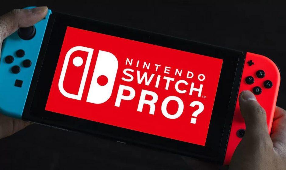 Nintendo Switch Pro: un nuovo leak per un reveal a inizio giugno