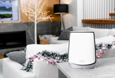 Netgear: Orbi WiFi 6 per una connessione stabile per vedere lo sport in TV