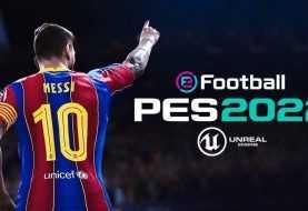 PES 2022: lanciata a sorpesa l'open beta