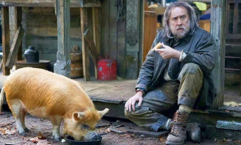 Pig: il trailer dell'ultima chiacchierata pellicola di Nicolas Cage