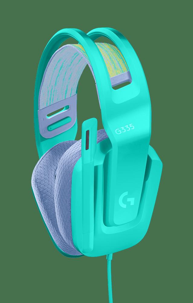 Logitech G335: cuffie da gaming leggerissime e comode