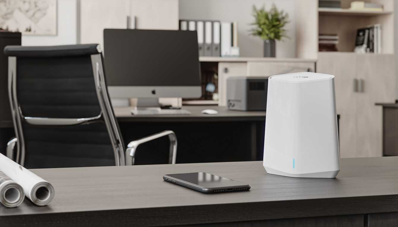Netgear Orbi Pro WiFi 6 Mini: the system for offices and SMEs