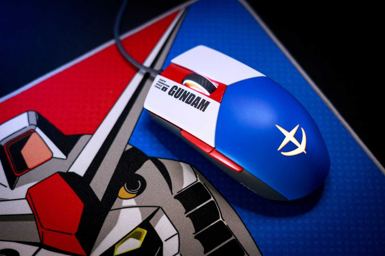 "ASUS x GUNDAM: la lineup gaming ""fai-da-te"" in Italia"