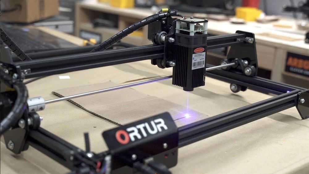 ORTUR Laser Master 2 Pro: l'incisore laser per gli artigiani tech