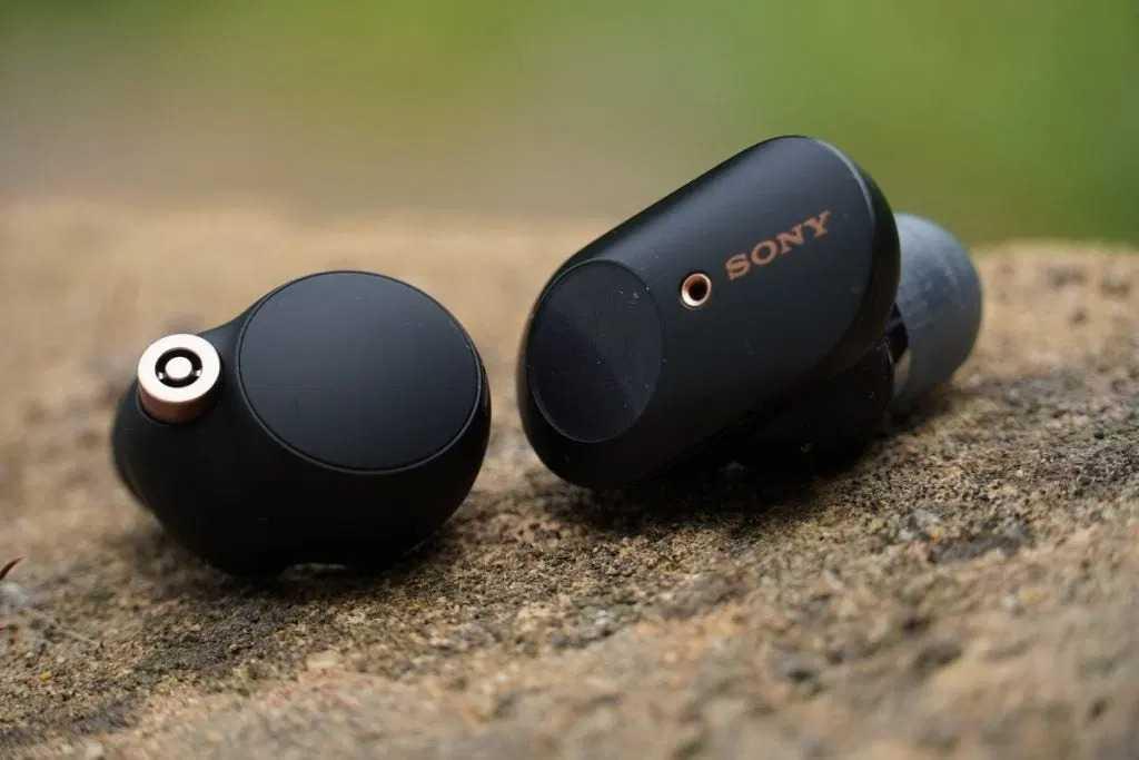 Sony WF-1000XM4: le nuove cuffiette TWS di qualità