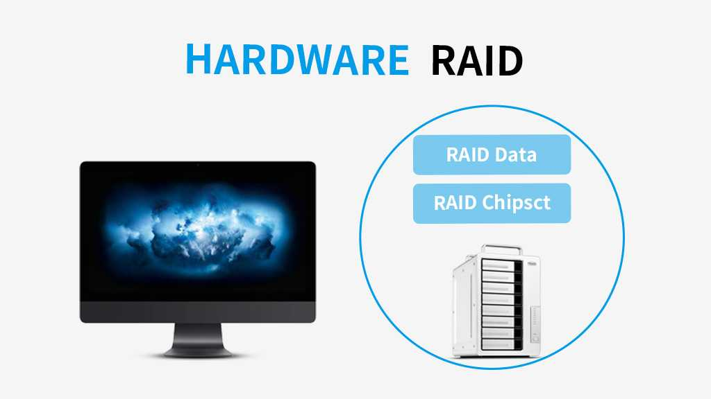 TerraMaster: here are the new RAID systems with Thunderbolt 3