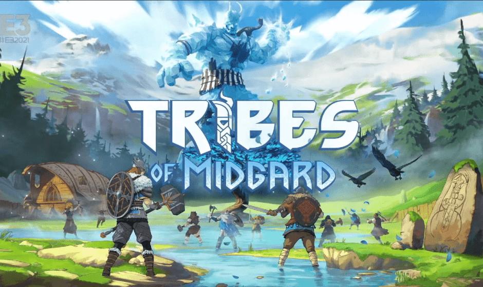Tribes of Midgard: pubblicato il trailer di lancio