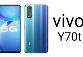 Vivo Y70t: annunciato ufficialmente