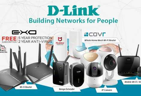 D-Link: ecco tutte le novità al MWC
