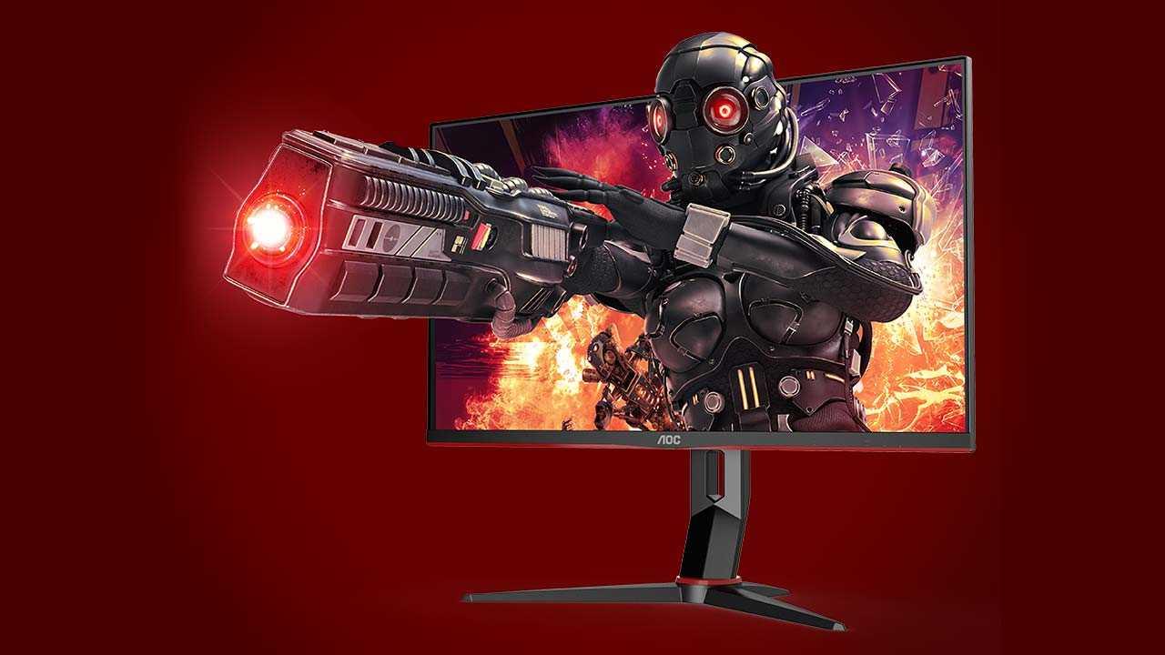 AOC U28G2XU: monitor da gaming 4K a 144 Hz