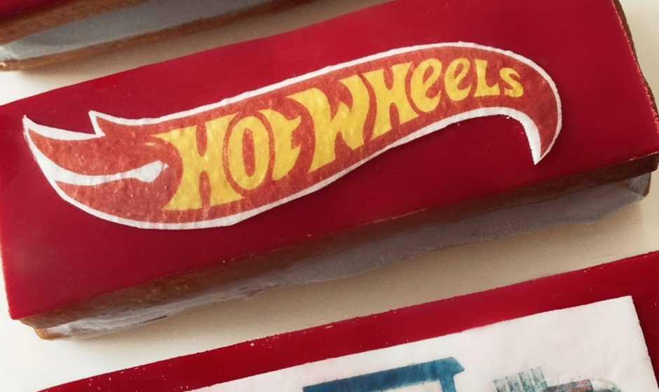 """Hot Wheels: arriva il gelato al gusto """"macchinina""""!"""