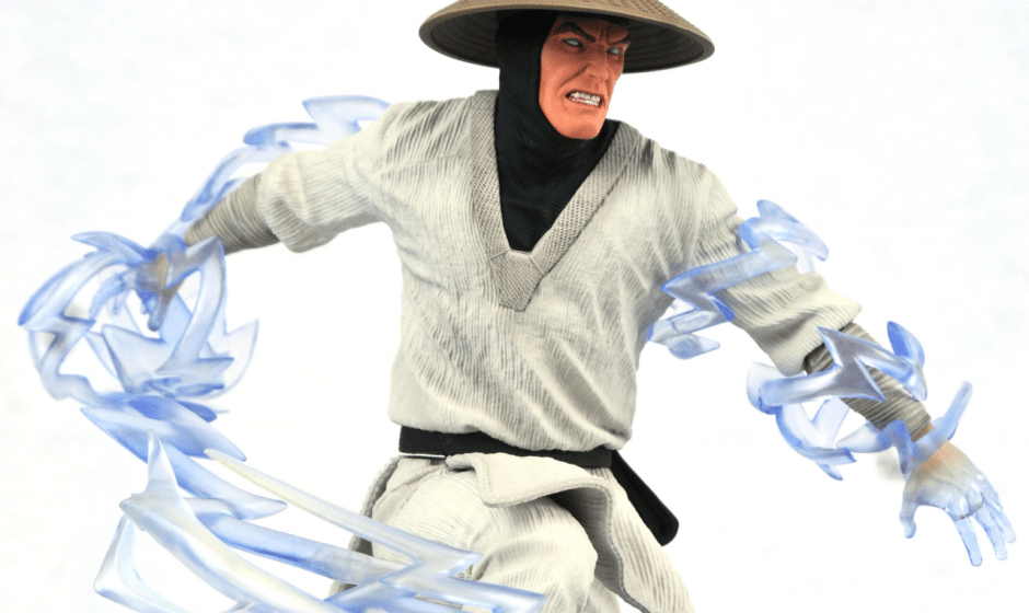 Diamond Select: ecco la nuova figure di Mortal Kombat