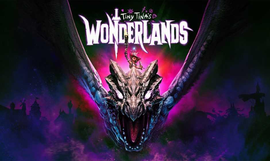 Summer Game Fest: Tiny Tina's Wonderlands, annunciato lo spinoff di Borderlands