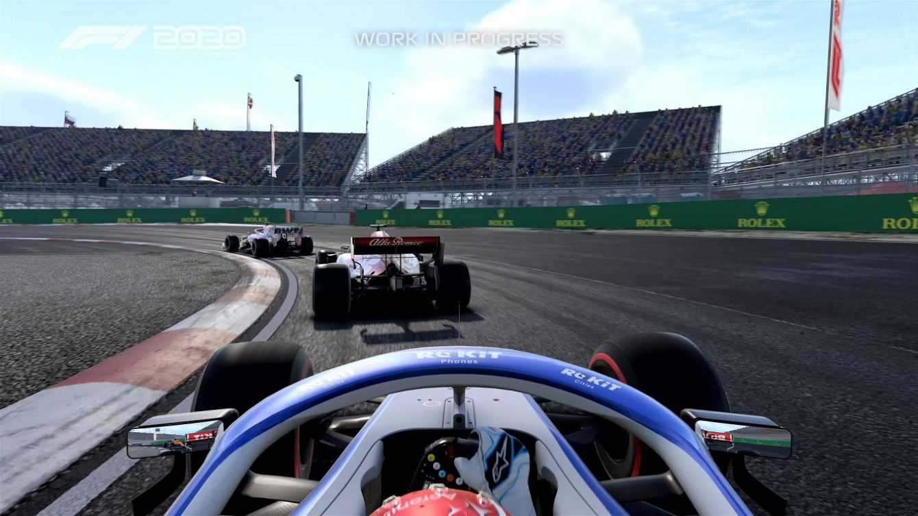 F1 2021: complete trophy list revealed!