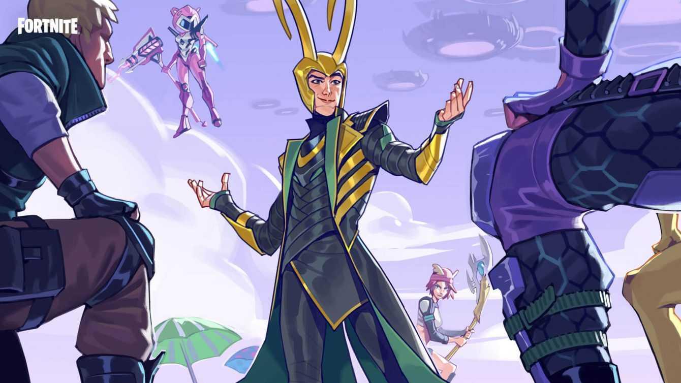 Fortnite: come ottenere la skin di Loki, Dio dell'Inganno